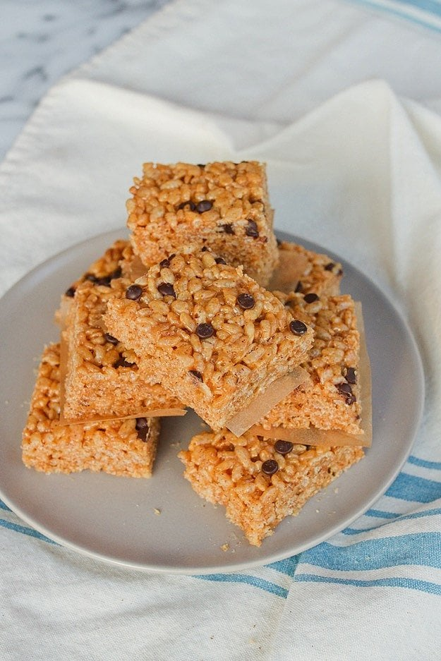 Brown Rice Crispy Treats