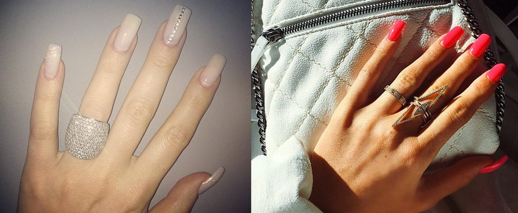 Quiz: Can You Identify These Kardashian-Jenner Manicures?