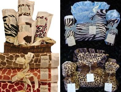 Trendtotting: Animal Print Blankets