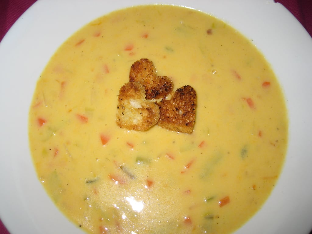 Soup's On: Cheddar Beer Soup