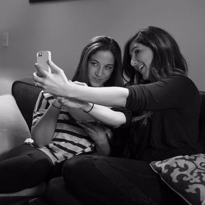 Let's Take a Selfie Video
