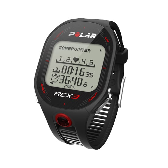 Polar RCX3 GPS Heart Rate Monitor Review