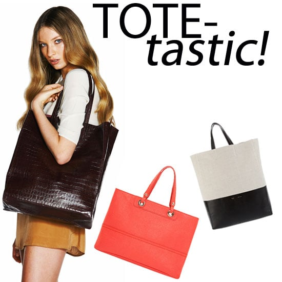 Top Ten Tote Bags to Shop Online Now: The Best Style from Celine, Country Road, Marc by Marc Jacobs, Alexander Wang & more!