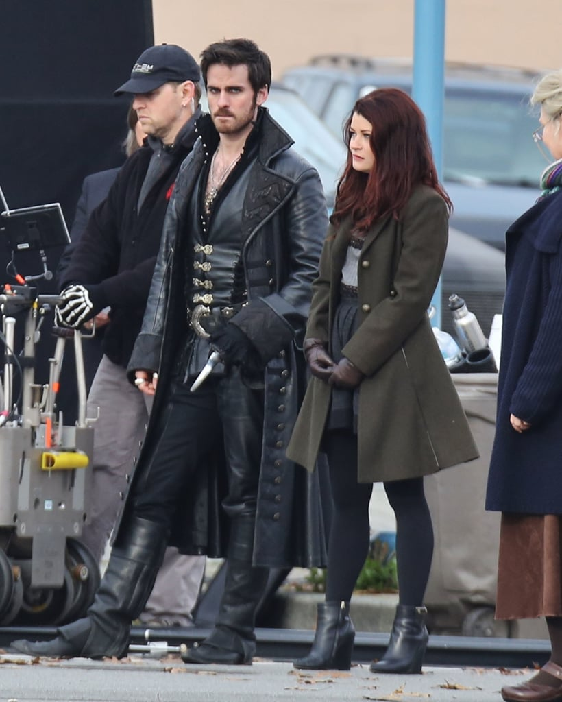 Oh hey, Hook.