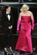 Hosts Anne Hathaway and James Franco channeled a Gentlemen Prefer Blondes moment in 2011.