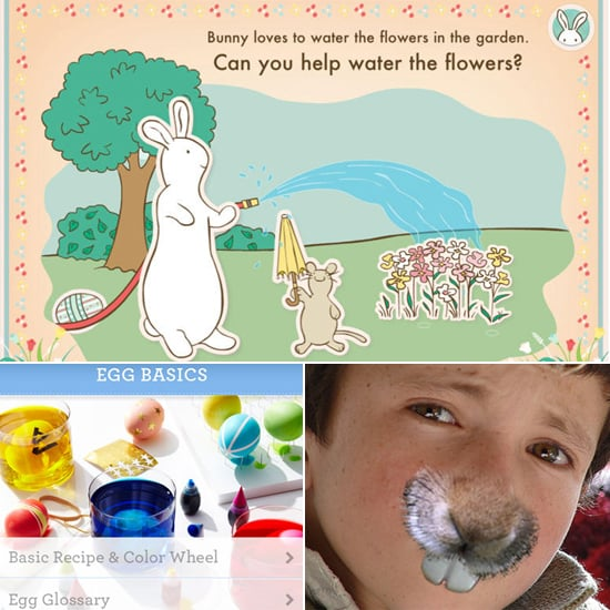 11 Apps to Help Prep Tots For Easter