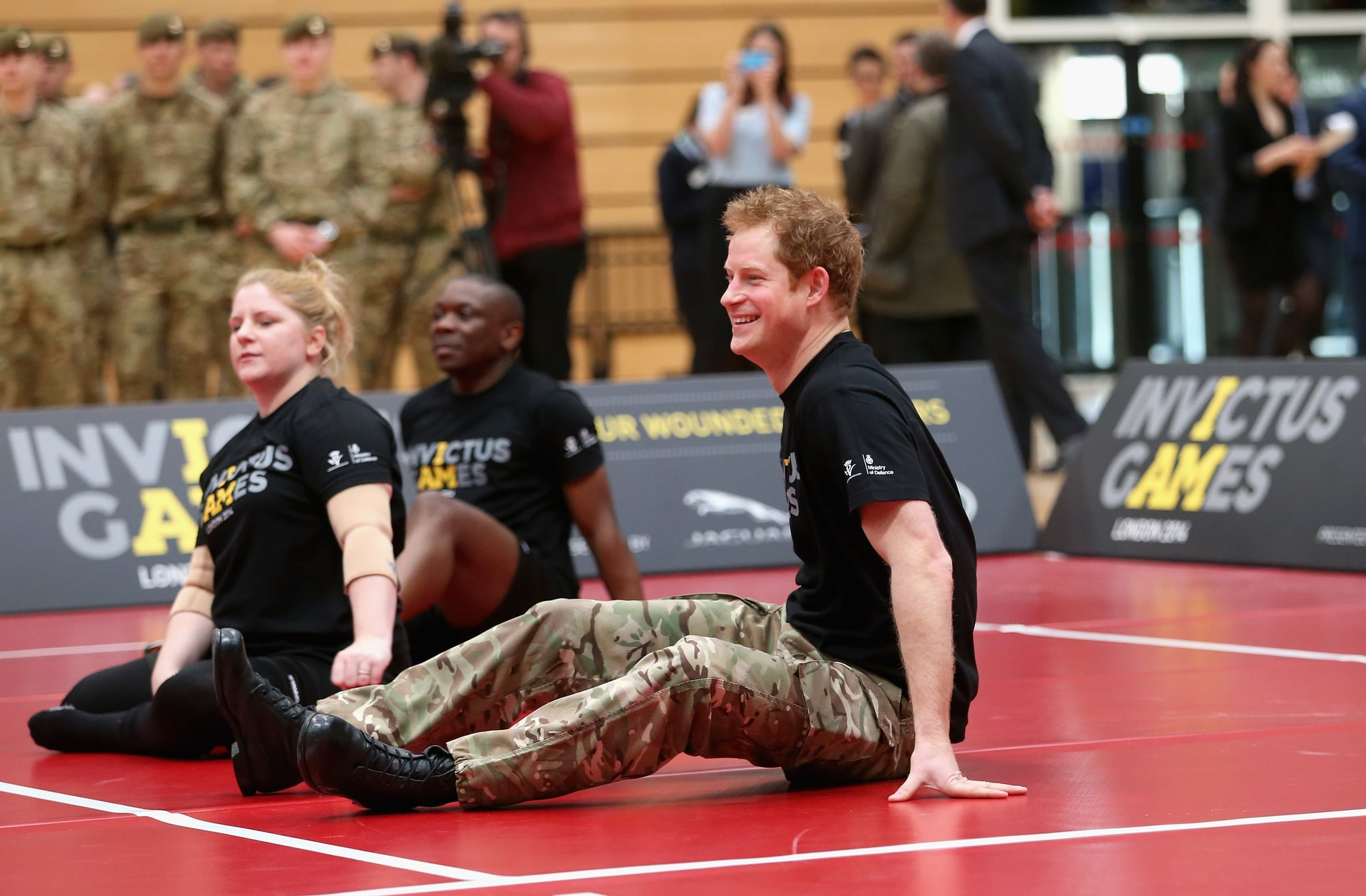Prince Harry Brings a Great American Idea to the UK