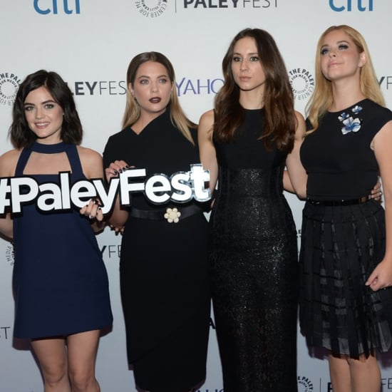 The Cast of Pretty Little Liars at PaleyFest 2015