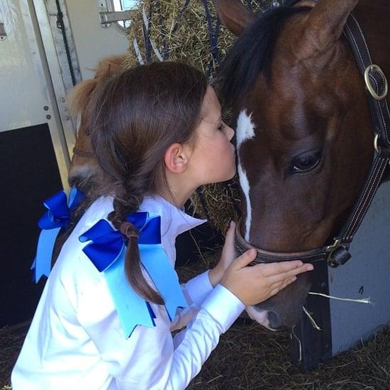 Grace-Burns-enjoyed-day-her-horse