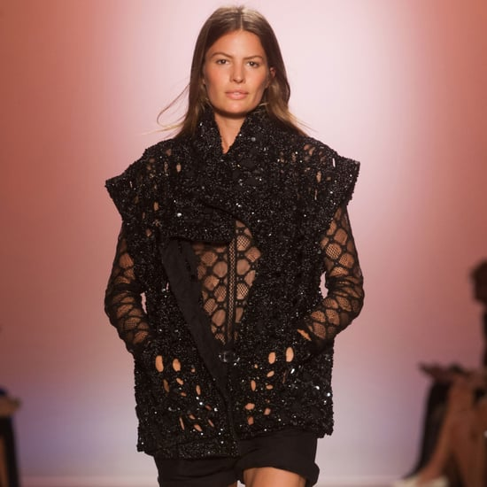 Isabel Marant Spring 2014: Getting Ruffled Up