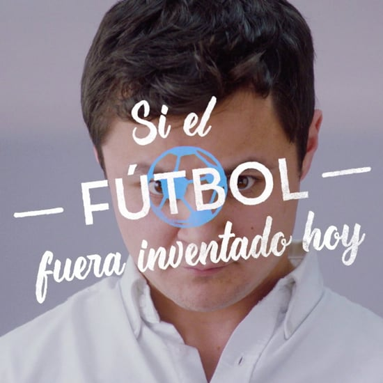 If Soccer Were Invented Today | Mas Mejor