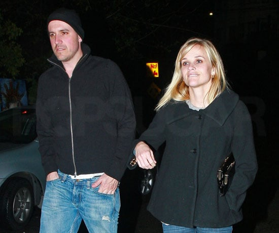 Slide Photo of Reese Witherspoon and Jim Toth on a Date