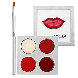 Friday Giveaway! Stila Paint Your Pout Red — The Talking Palette
