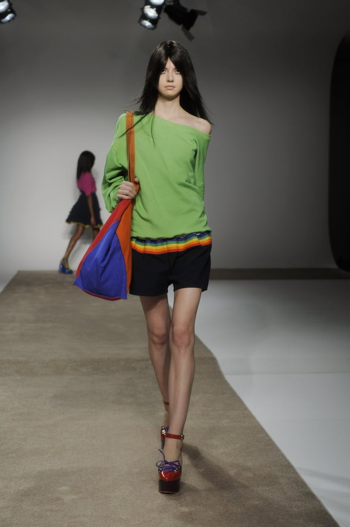 2011 Spring New York Fashion Week: Peter Jensen
