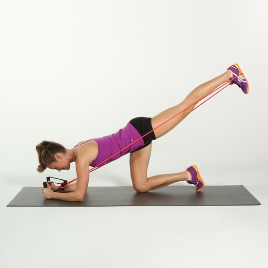 Pilates Resistance Band Exercise To Tone Arms