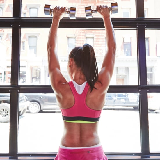 Overhead Press Is Good For Abs and Core