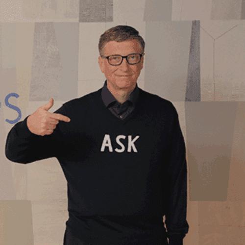 Bill Gates Reddit AMA 2015