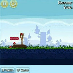 Angry Birds on the Web For Chrome