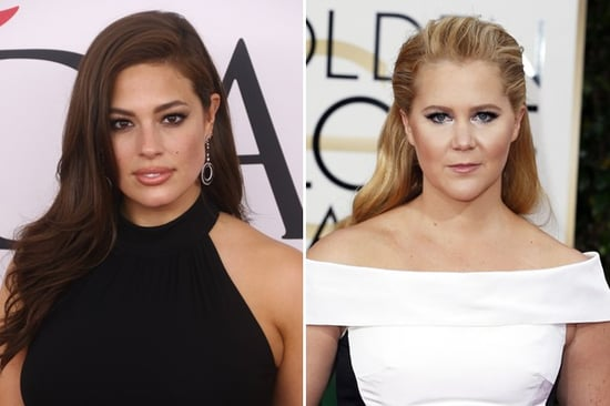 Amy Schumer & Ashley Graham Support Each Other Completely, Despite Their 'Plus Size' Disagreement