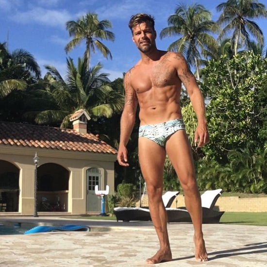 Ricky Martin Shirtless Pictures