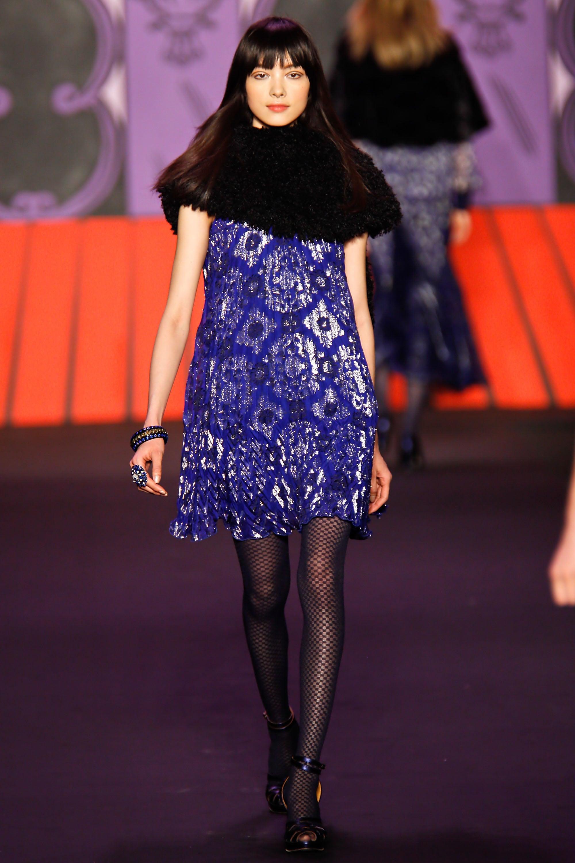 Anna Sui Fall 2011