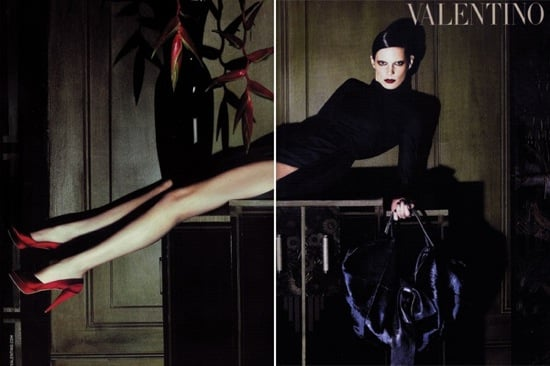 2009 Fall Valentino Ad Campaign