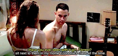 When Forrest and Jenny Hook Up