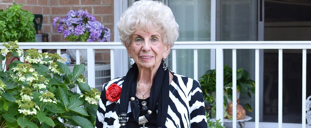 POPSUGAR Shout Out: Style Tips to Borrow From This 92-Year-Old Fashionista
