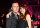 Lake Bell cuddled with her husband, Scott Campbell.