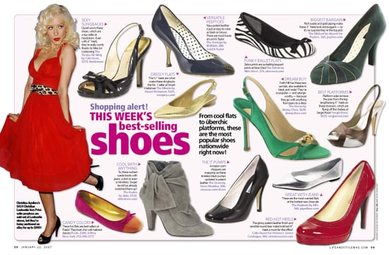 Shoes, Shoes And More Shoes!