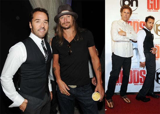 Photos of Will Ferrell, Jeremy Piven, and Kid Rock in Las Vegas For the Premiere of The Goods: Live Hard, Sell Hard
