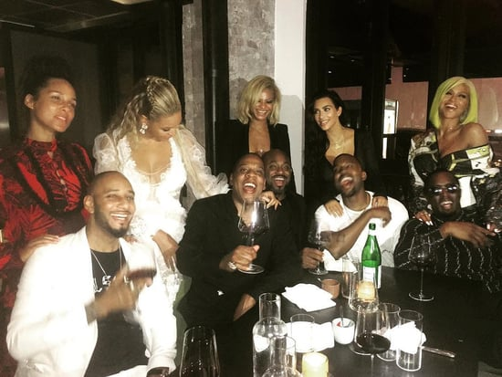 Beyoncé, Jay Z, Kim Kardashian, Kanye West and Other Power Couples Have a Super VIP Date Night After the VMAs