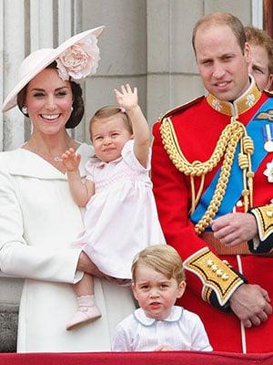 Princess Charlotte's Pink Shoes Create Mayhem for Manufacturer