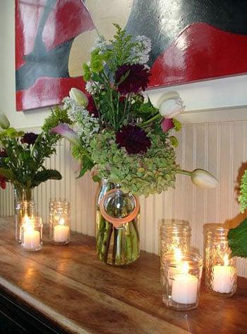 DIY: Elegant and Rustic Wedding Decor