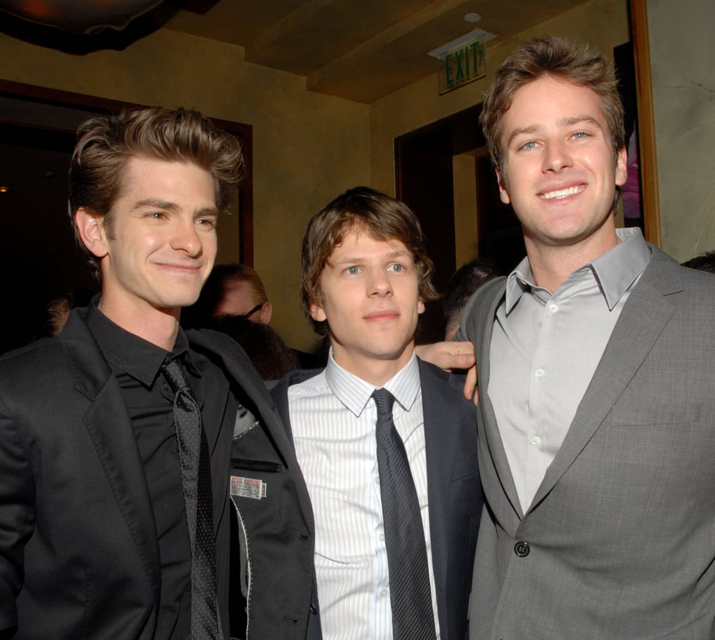 DVD Launch Party for The Social Network