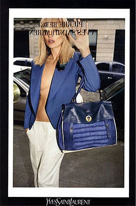 The Bag to Have: Yves Saint Laurent Muse II Bag