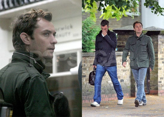 Is Jude Law Still Hot? The Eternal Question