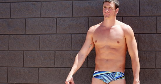 Ryan Lochte Will No Longer Be Paid to Wear Tiny Bathing Suits