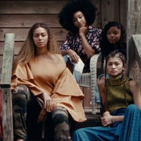 Celebrities in Beyonce's Lemonade Video