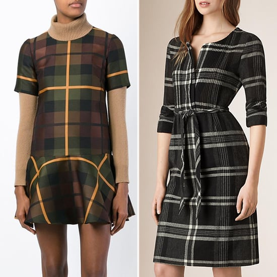 Best Checked Dresses For Autumn