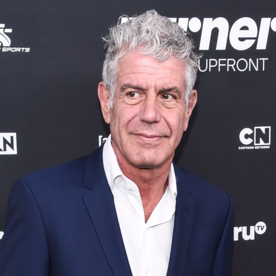 Anthony Bourdain Fun Facts