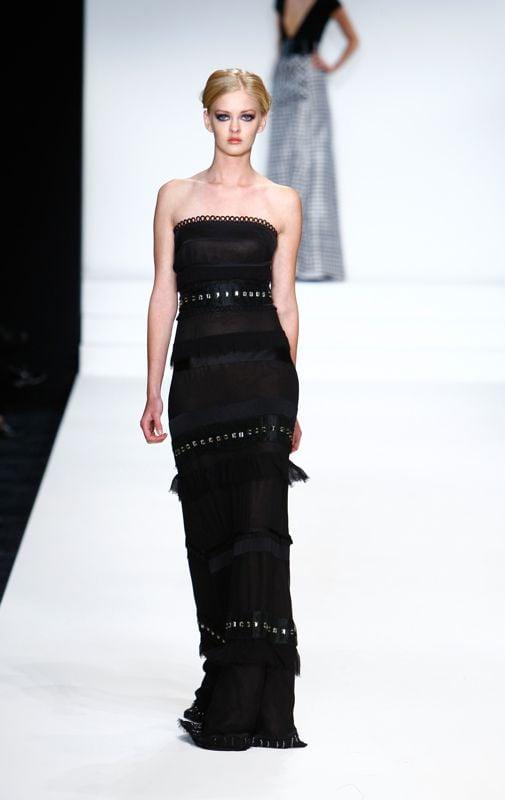 Los Angeles Fashion Week: Kevan Hall Spring 2009