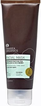 Giveaway For Pangea Organics Japanese Matcha Tea With Acai & Goji Berry Facial Mask
