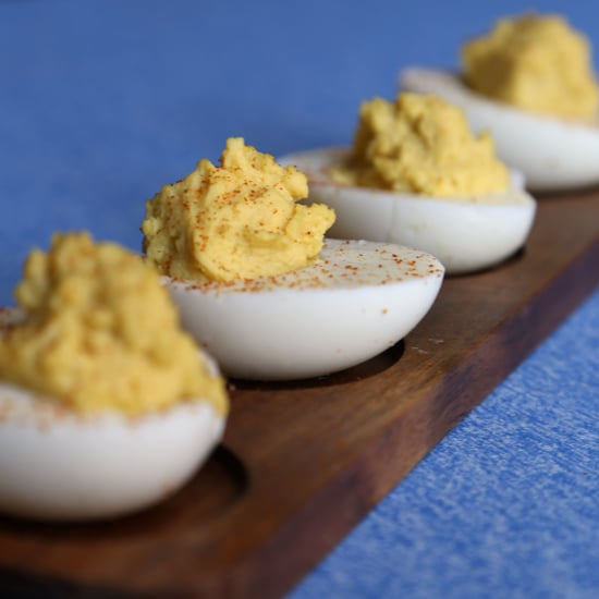 Recipe For Basic Deviled Egg