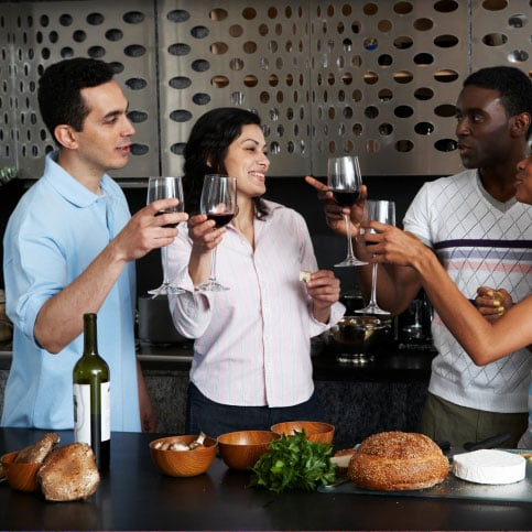 Weeknight Dinner Party Tips
