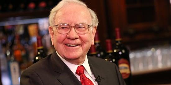 Warren Buffett Donates More Than $2.8 Billion To Charity