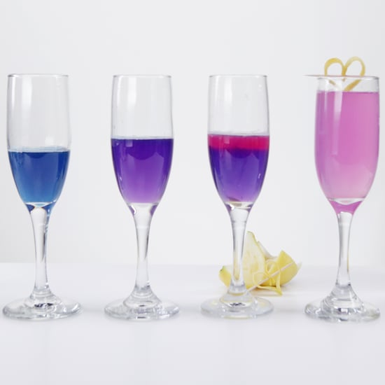 Color-Changing Cocktail | Food Video