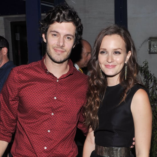 Adam Brody and Leighton Meester Got Married