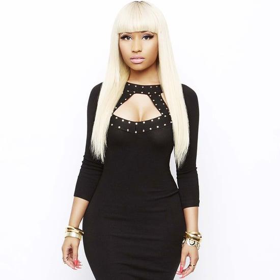 Nicki Minaj Kmart Clothing and Commercial