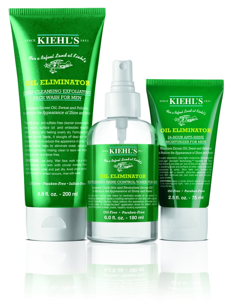 Kiehl's Oil Eliminator Line